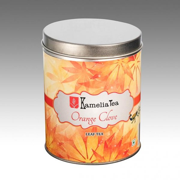 Orange Clove- Tin Caddie of 100g