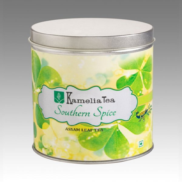 Southern Spice- Tin Caddie of 100g